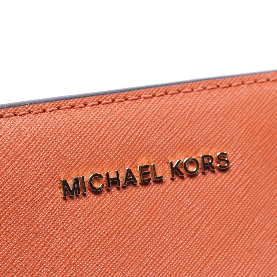 Abendtasche von Michael Kors in Orange