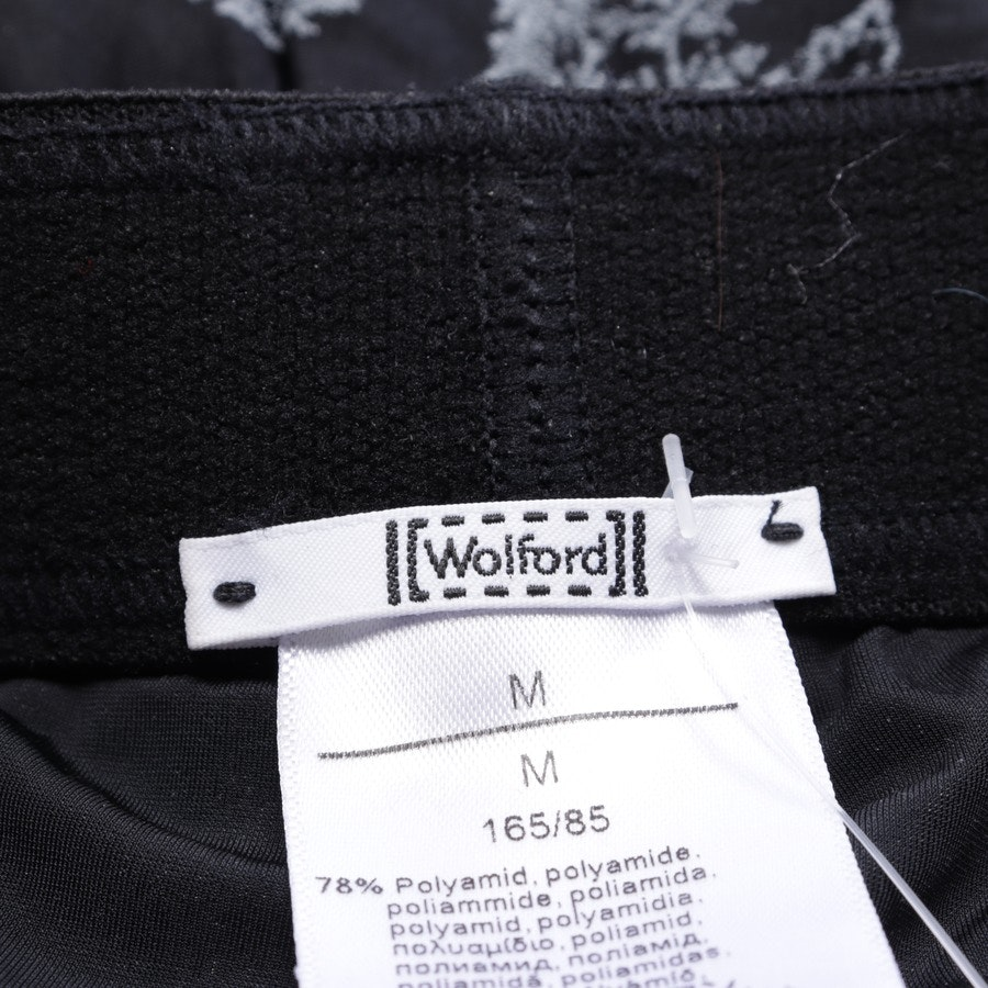 trousers from Wolford in black and grey size M