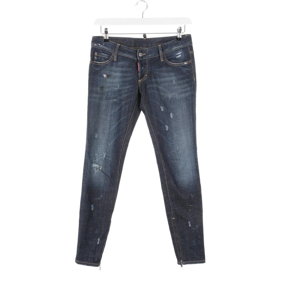 Jeans von Dsquared in Blau Gr. 36 IT 42