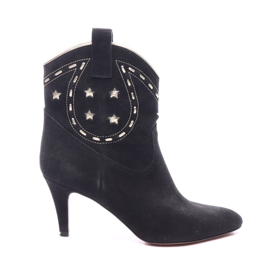 ankle boots from Marc Jacobs in black and gold size EUR 40