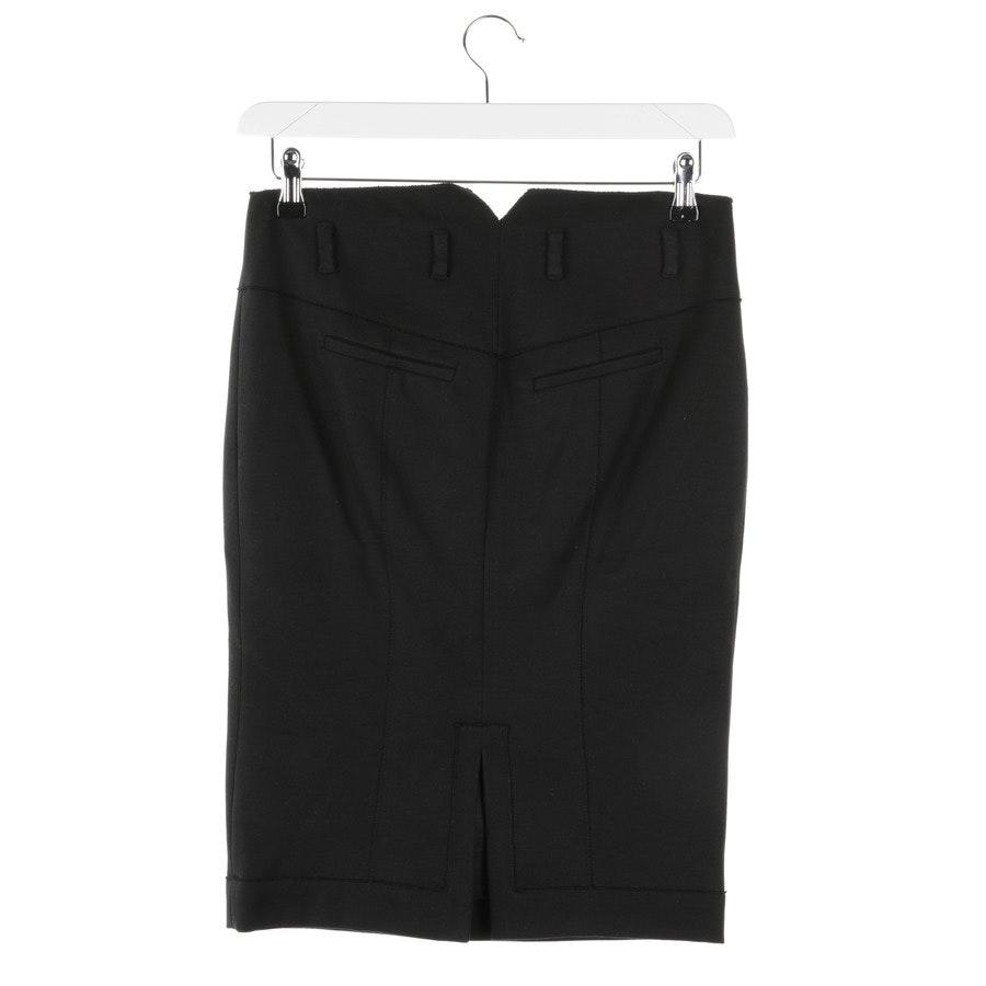 skirt from Miu Miu in black size 34 IT 40