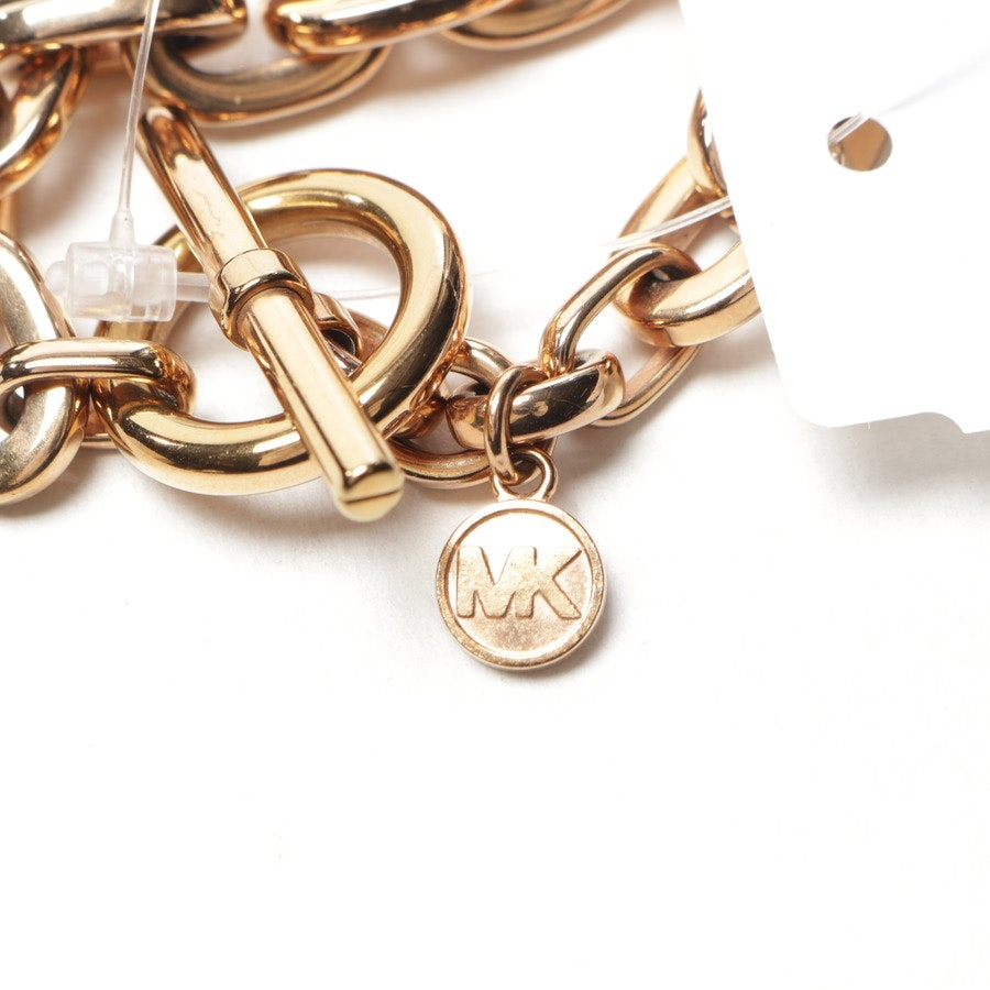 jewellery from Michael Kors in copper