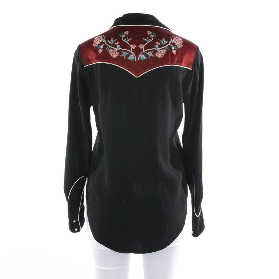 Bluse von Isabel Marant in Schwarz und Multicolor Gr. 36 FR 38