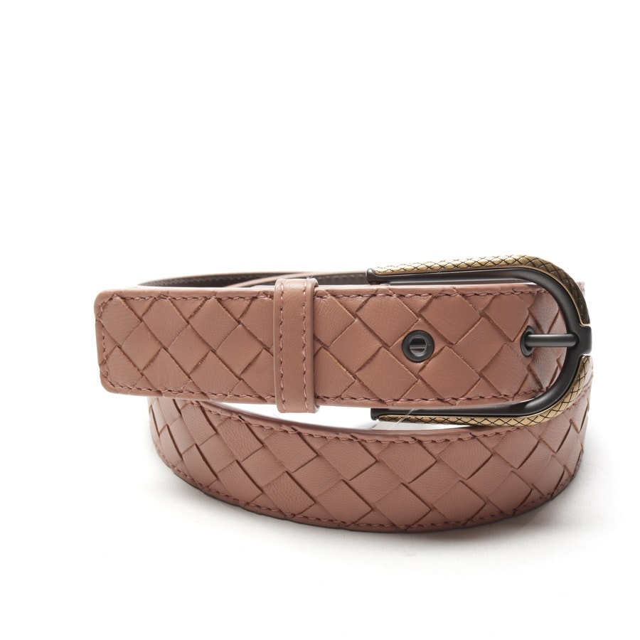 belt from Bottega Veneta in old pink size 85 cm