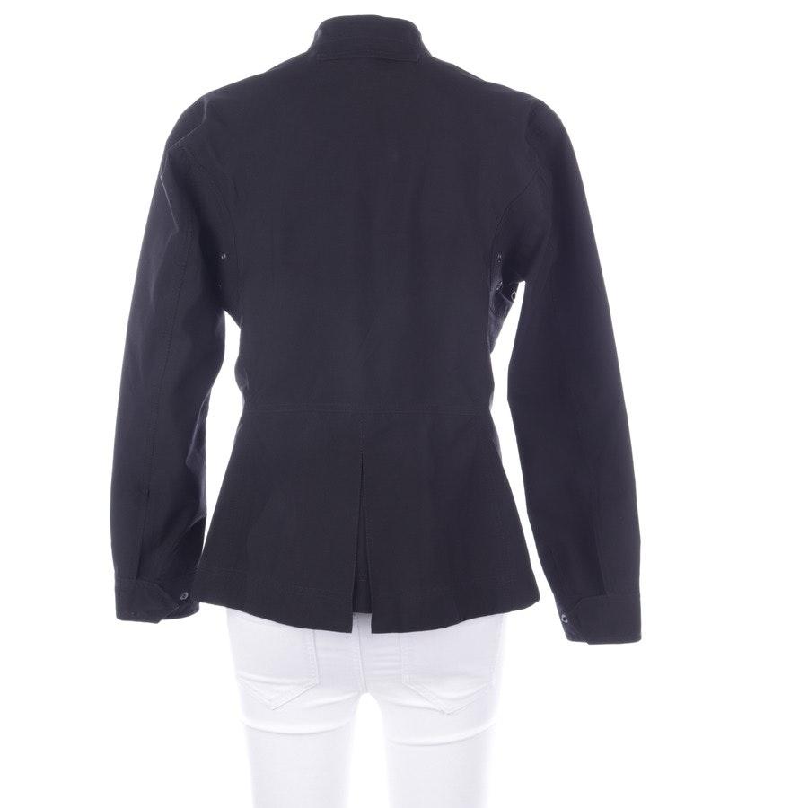 between-seasons jackets from Prada Linea Rossa in black size 38 IT 44