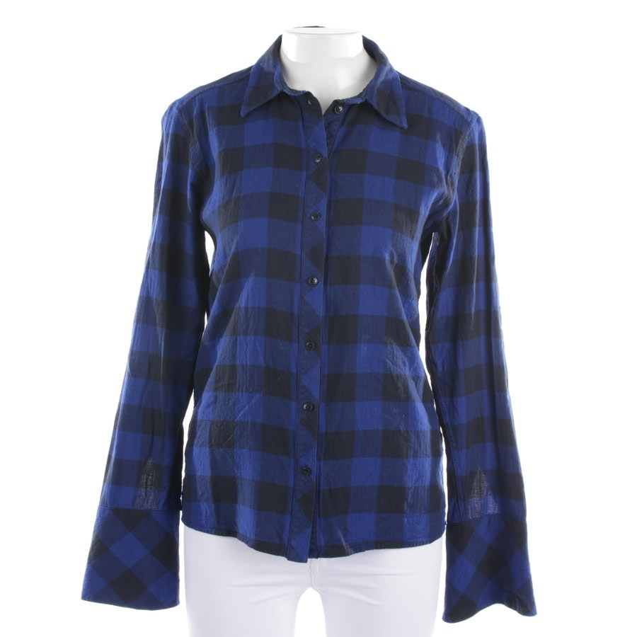 blouses & tunics from Drykorn in blue and black size S