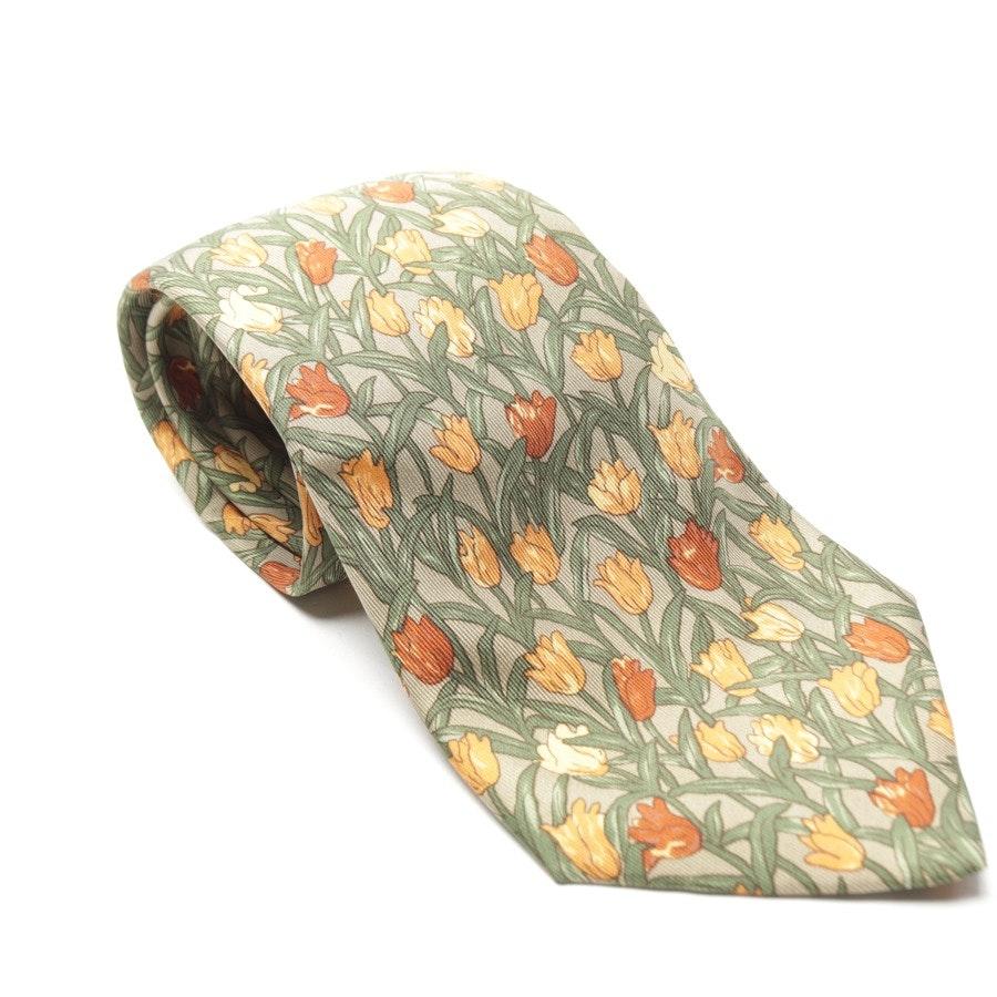 ties from Hermès in multicolor