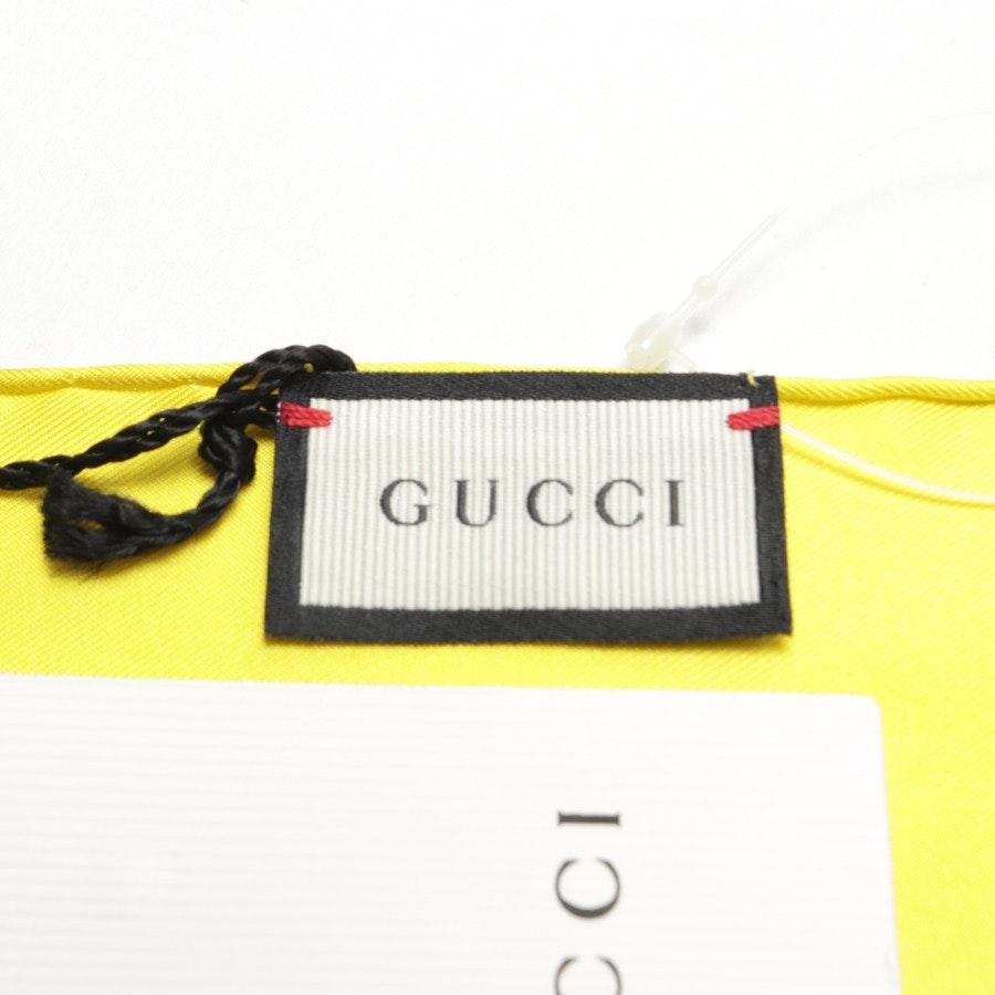 Seidentuch von Gucci in Multicolor
