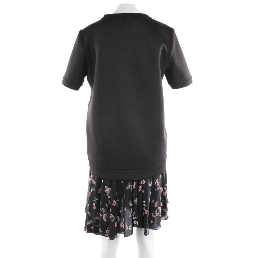 Kleid von cavalli CLASS in Schwarz und Multicolor Gr. 38