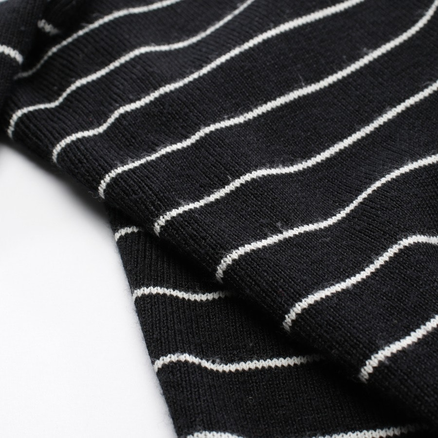knitwear from Saint Laurent in black and white size L