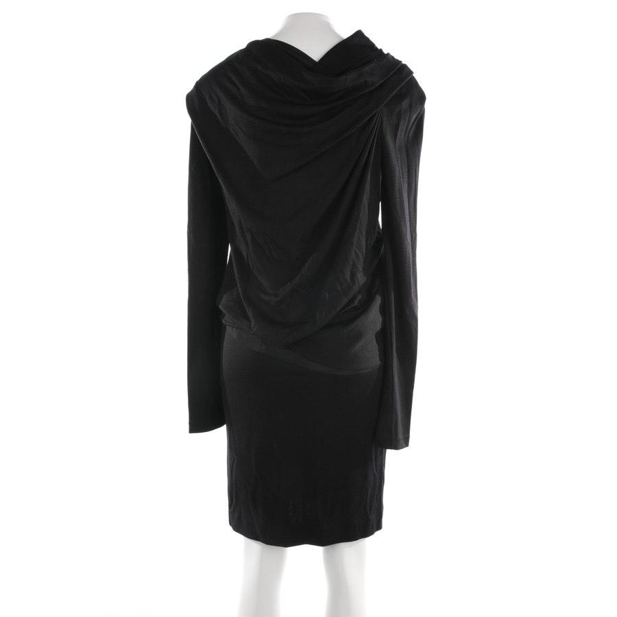 Kleid von Balenciaga in Schwarz Gr. 38 FR 40