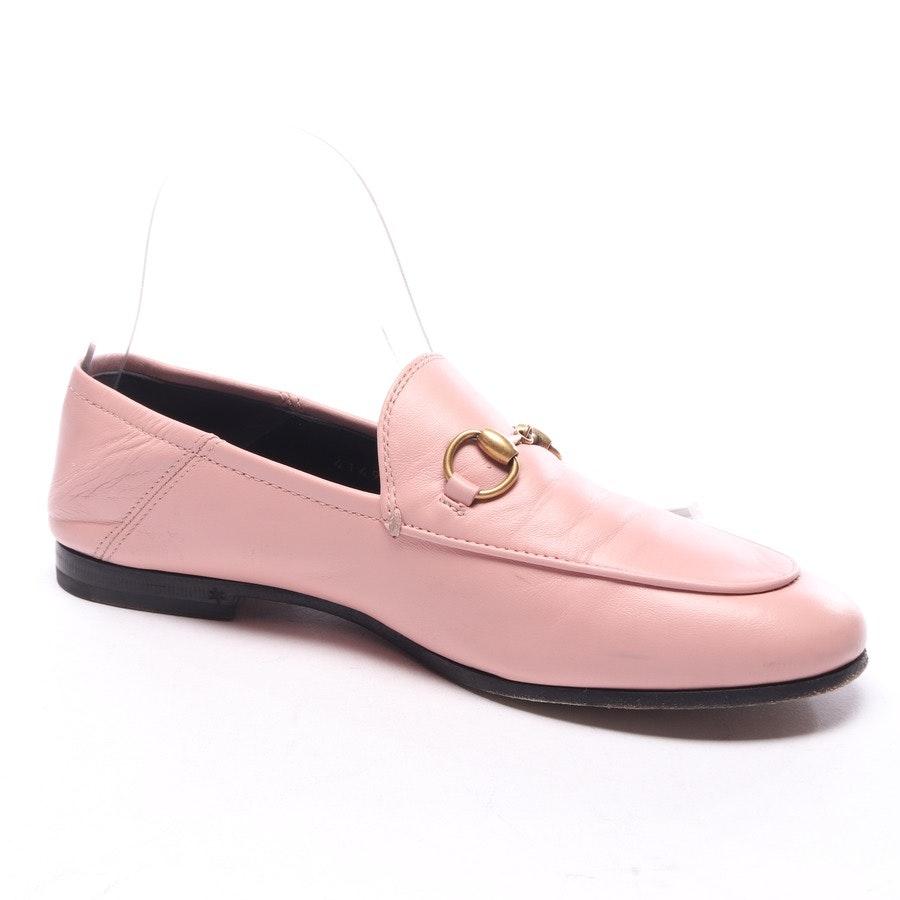 Loafer von Gucci in Rosa Gr. EUR 36