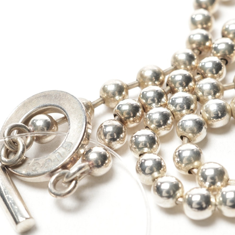 jewellery from Gucci in silver