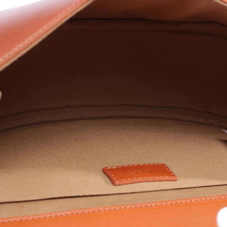 shoulder bag from A.P.C in cognac - geneve bag