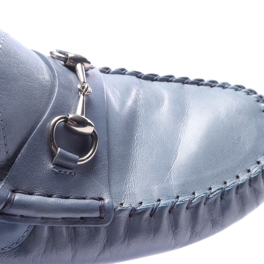 loafers from Gucci in blue size EUR 40