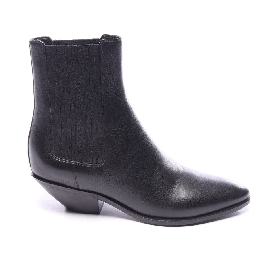Stiefeletten von Saint Laurent in Schwarz Gr. EUR 35,5 - West 45 Chealse Boot - Neu