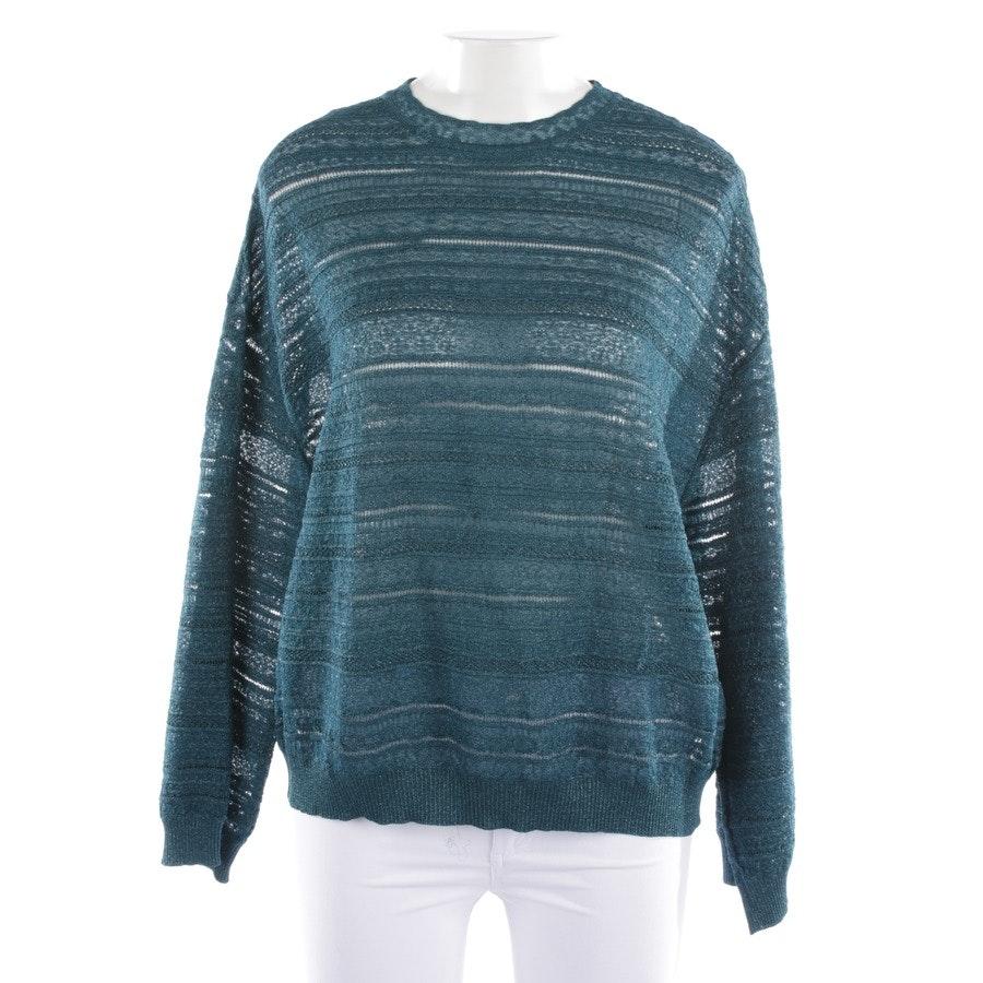 knitwear from Missoni M in petrol size S