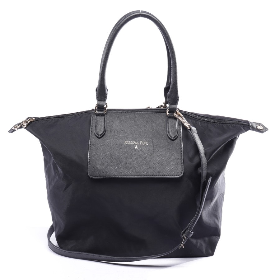 shopper from Patrizia Pepe in black