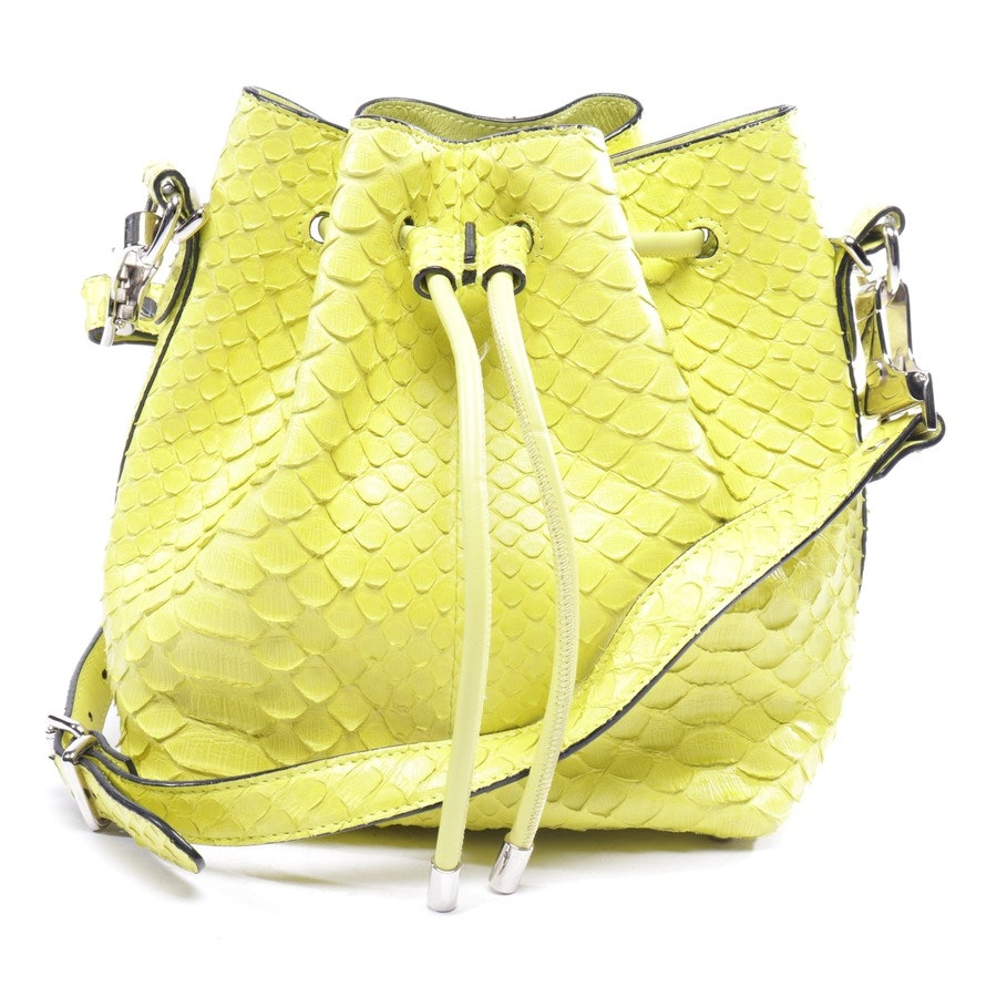 shoulder bag from Proenza Schouler in yellow - new