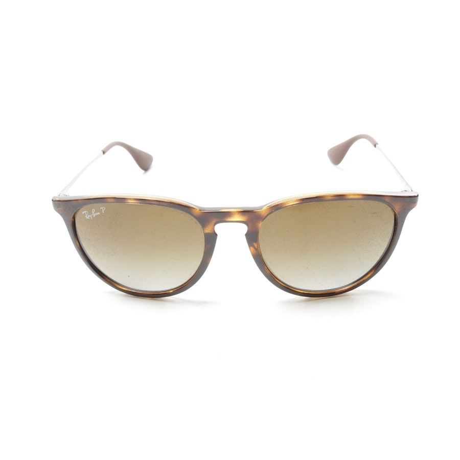 sunglasses from Ray Ban in brown and silver - erika - new