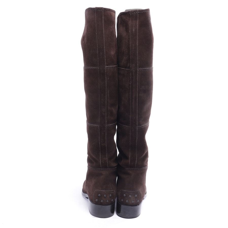boots from Tod´s in brown size EUR 38,5
