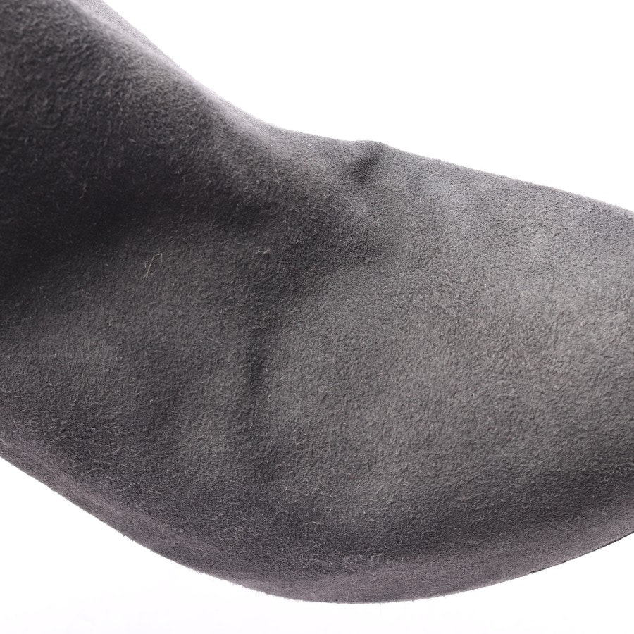 ankle boots from Miu Miu in grey size EUR 40