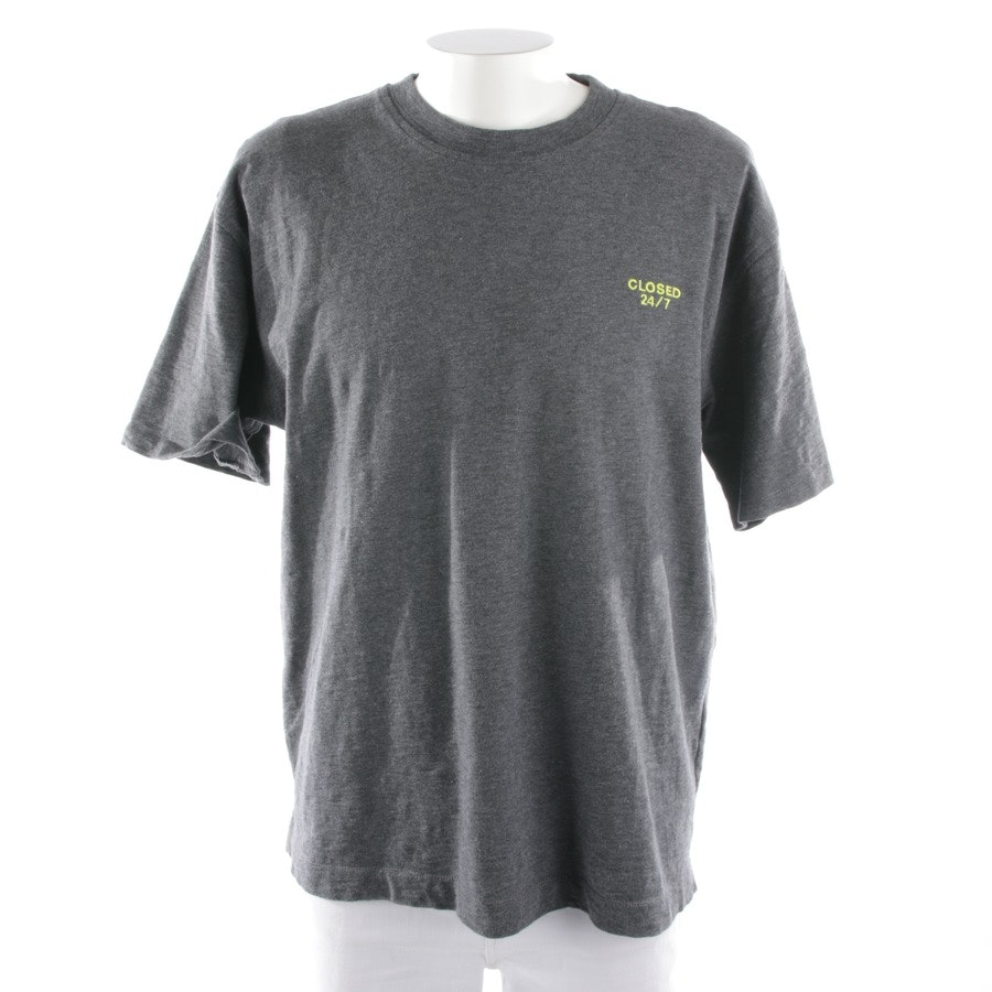 t-shirt from Closed in grey mottled size XL