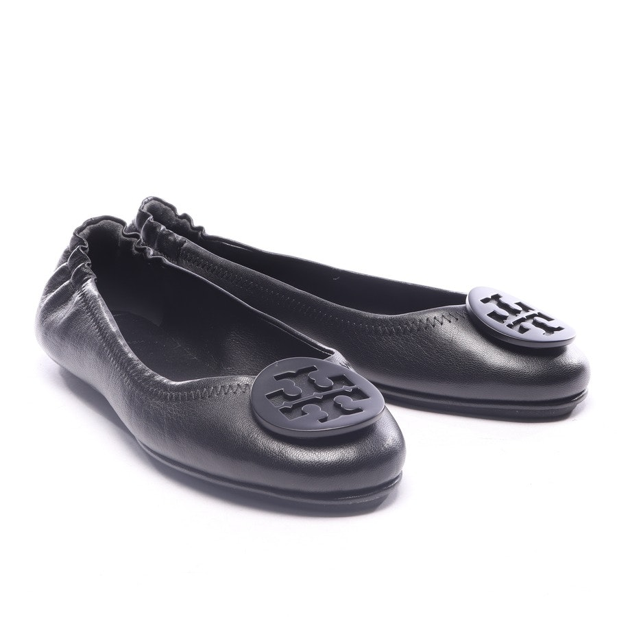 loafers from Tory Burch in black size EUR 37 UK 6,5 - new
