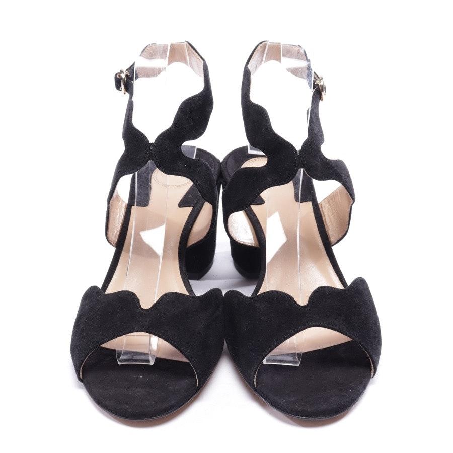 Sandaletten von Chloé in Schwarz Gr. EUR 39,5 - Neu