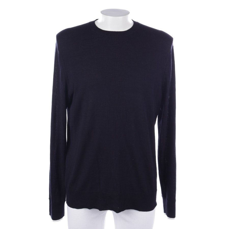knitwear from Neil Barrett in night blue size XL