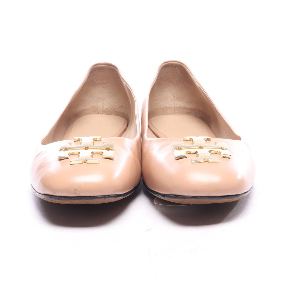 loafers from Tory Burch in beigepink size EUR 39 US 8,5