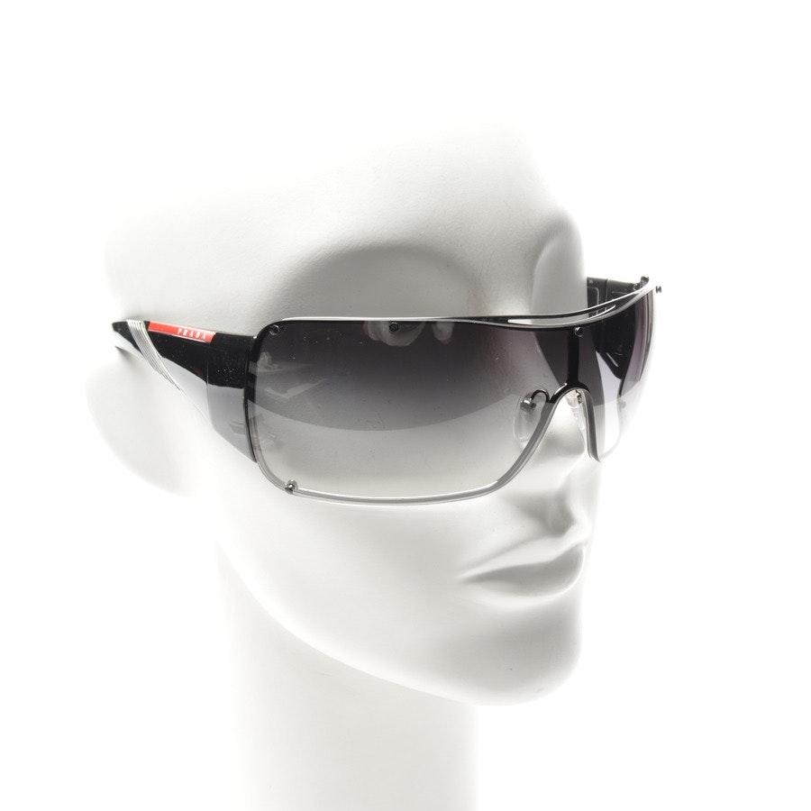 sunglasses from Prada Linea Rossa in black - sps53h