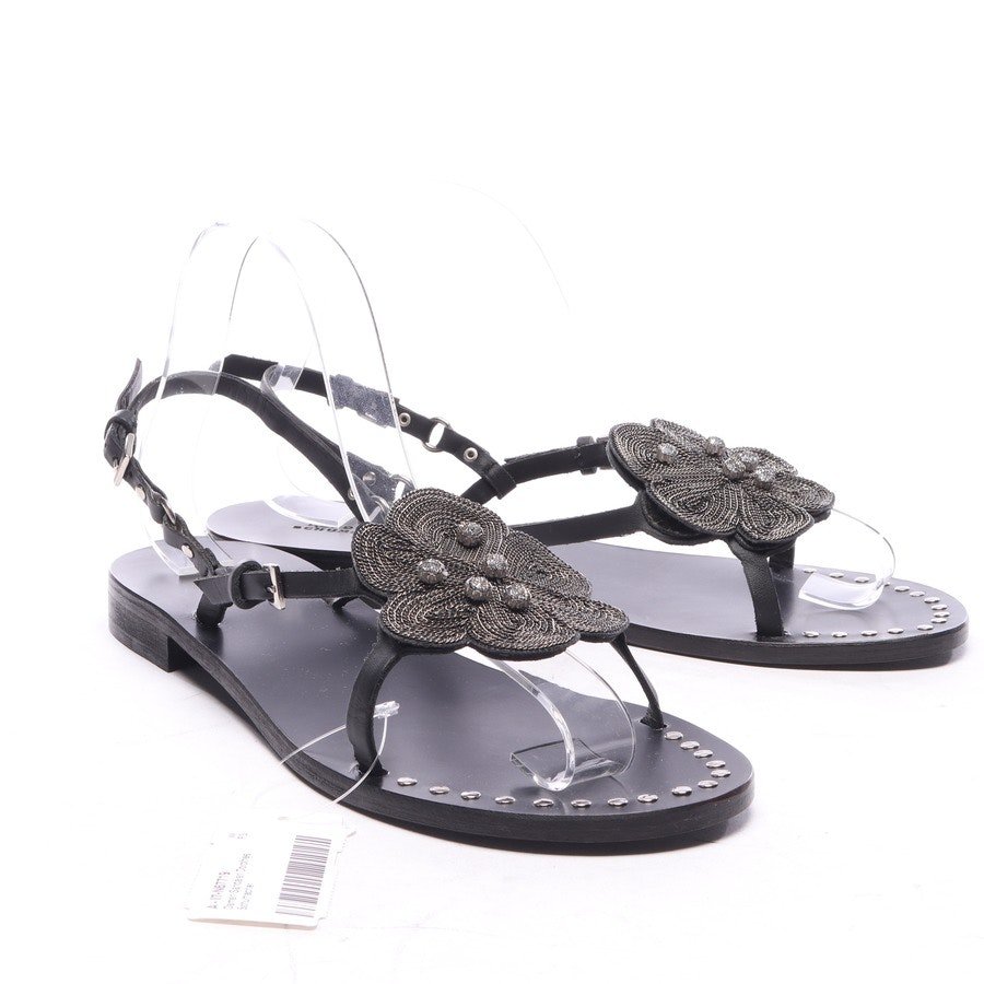 flat sandals from Dorothee Schumacher in black size EUR 40 - new
