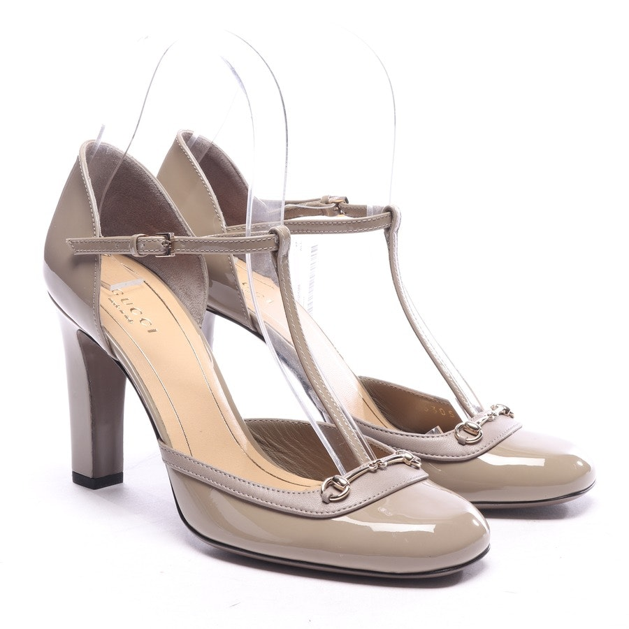 pumps from Gucci in beige size EUR 36 - new
