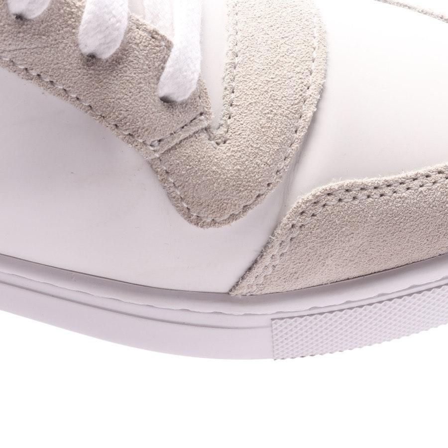 High-Top Sneaker von Burberry in Weiß und Multicolor Gr. EUR 41 - Reeth High