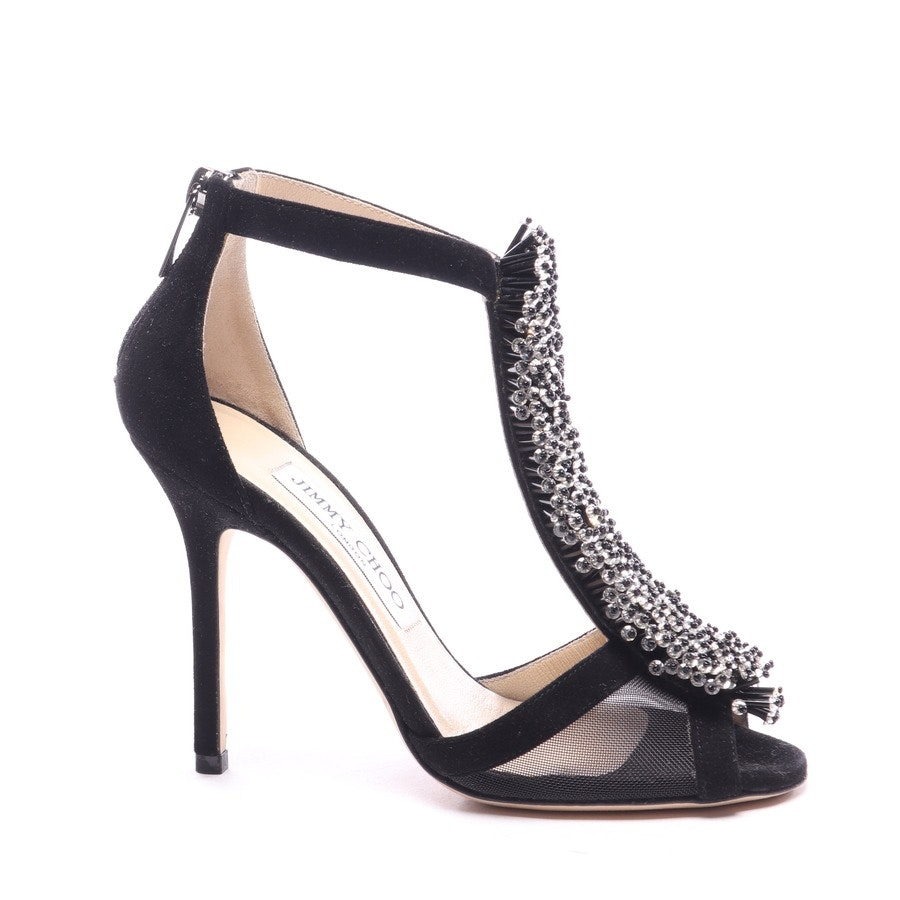 heeled sandals from Jimmy Choo in black size EUR 34