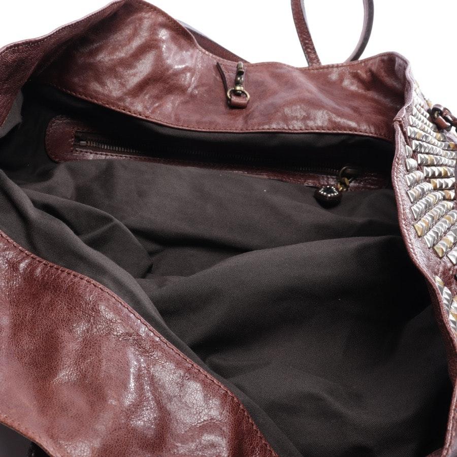 shoulder bag from HTC in brown - century bag
