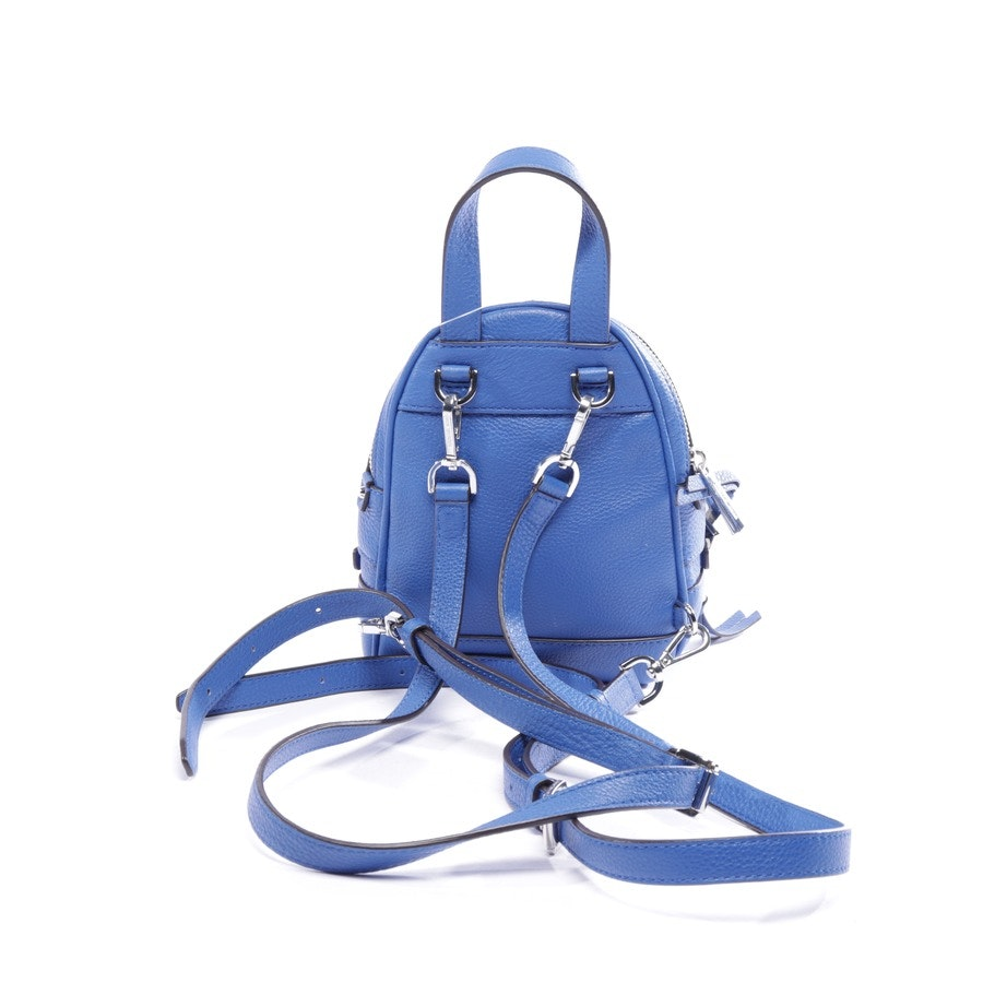 backpack from Michael Kors in cobalt