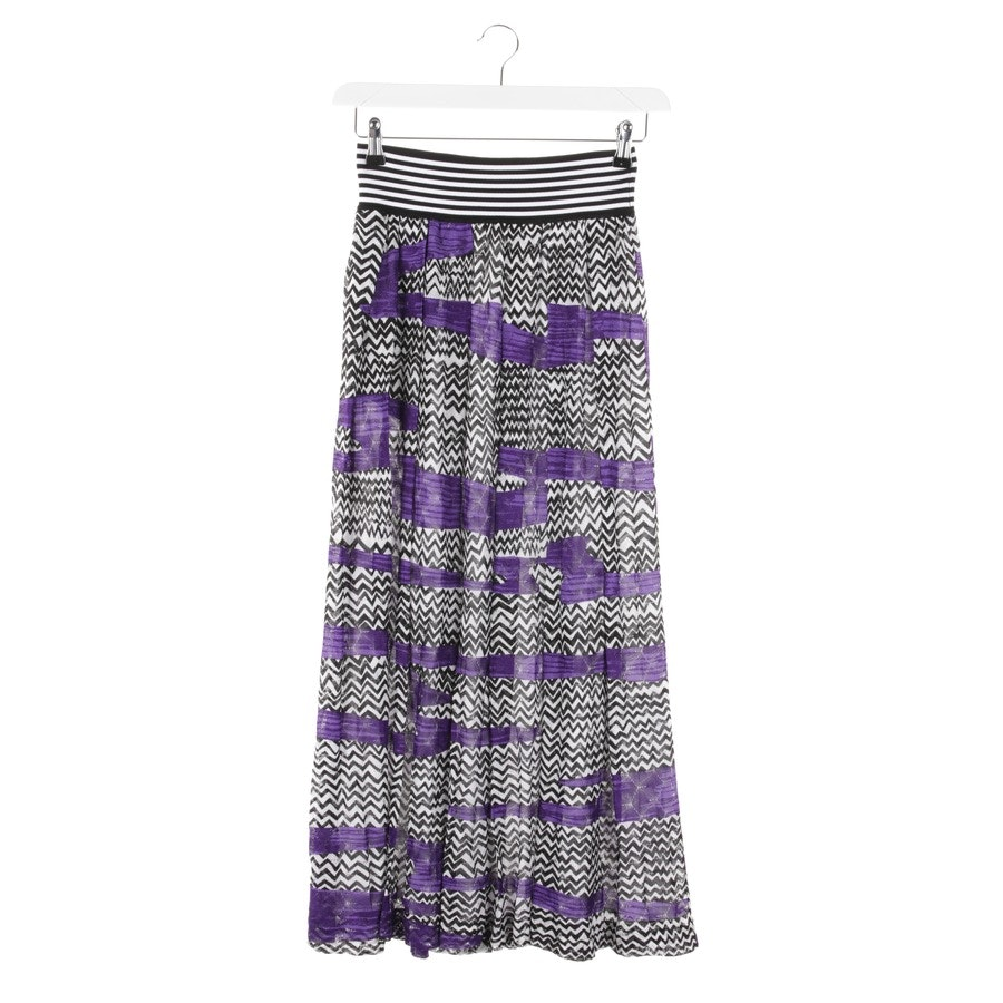 skirt from Missoni in multicolor size 38 IT 44