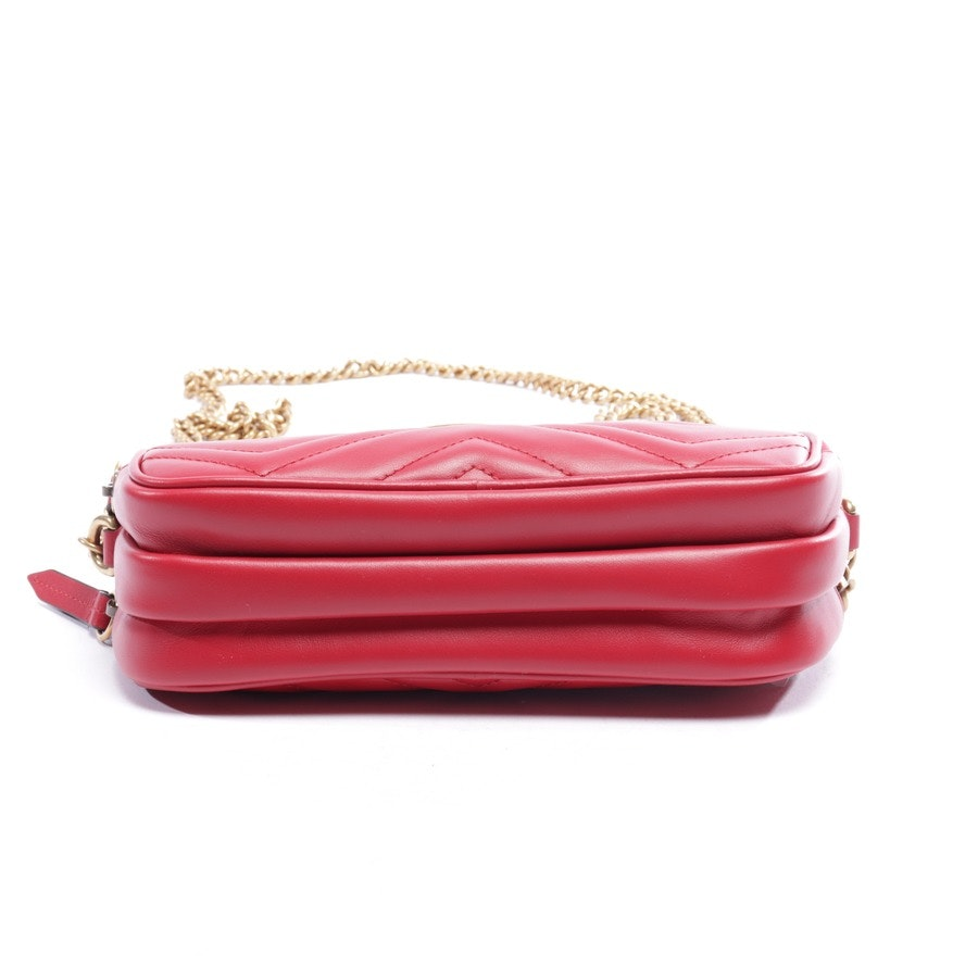 shoulder bag from Gucci in red - marmont - new