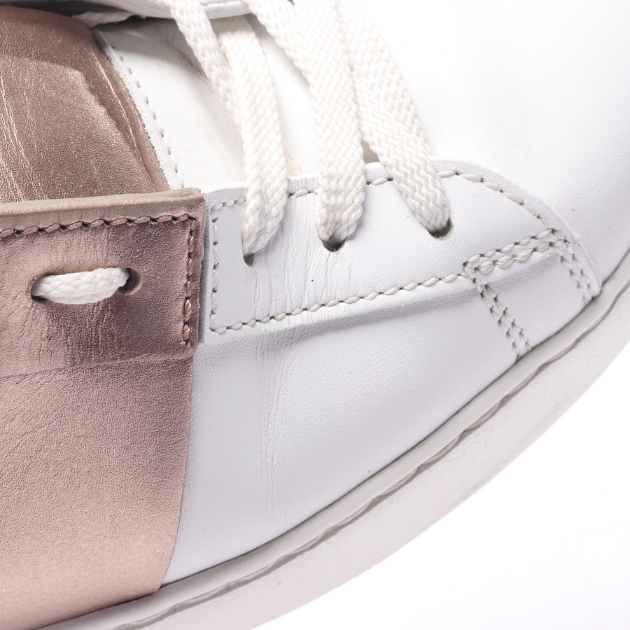 trainers from Valentino in bronze and white size EUR 39,5 - rockstud