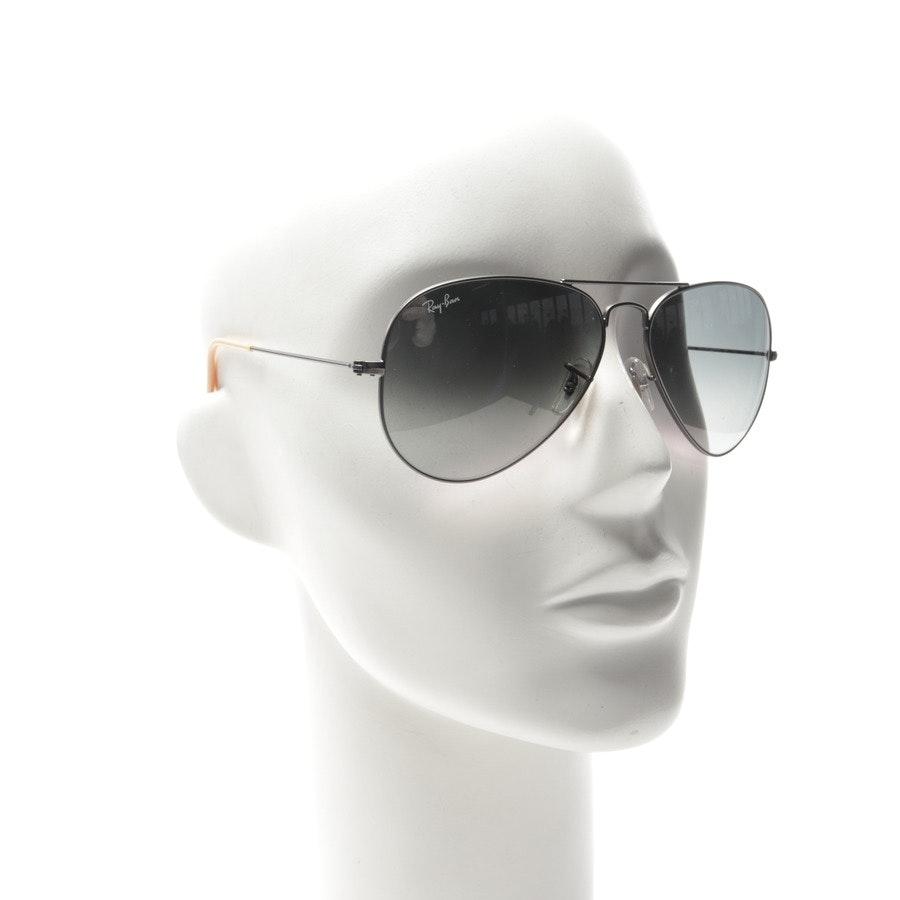 Sonnenbrille von Ray Ban in Grau - Aviator Large Metal