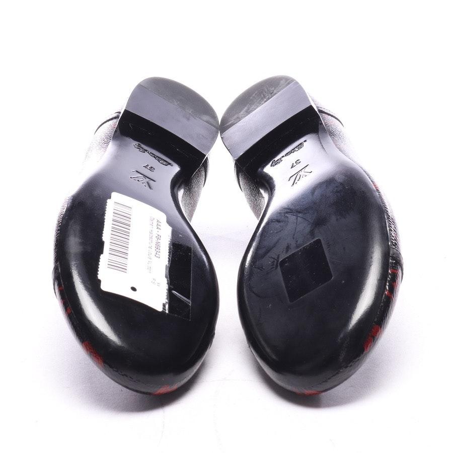 Ballerinas von Louis Vuitton in Schwarz Gr. EUR 37 - Neu