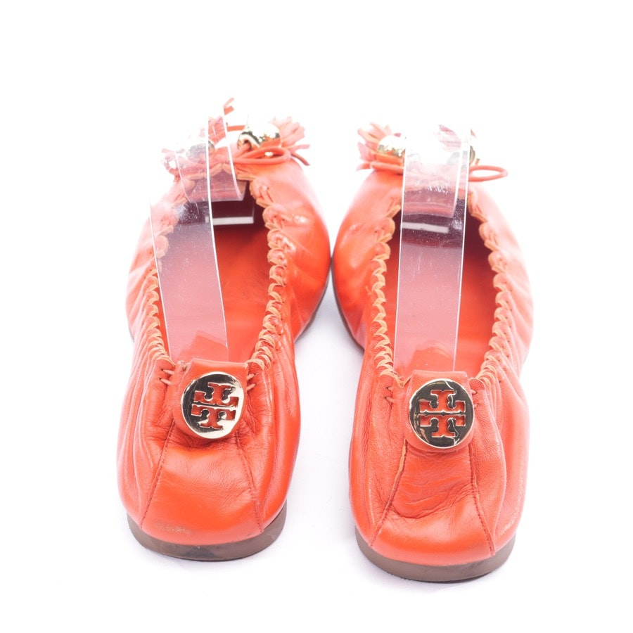 loafers from Tory Burch in orange size EUR 38 US 7,5