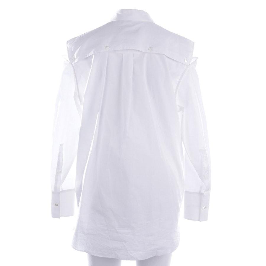 Bluse von Valentino in Weiß Gr. 32 IT 38