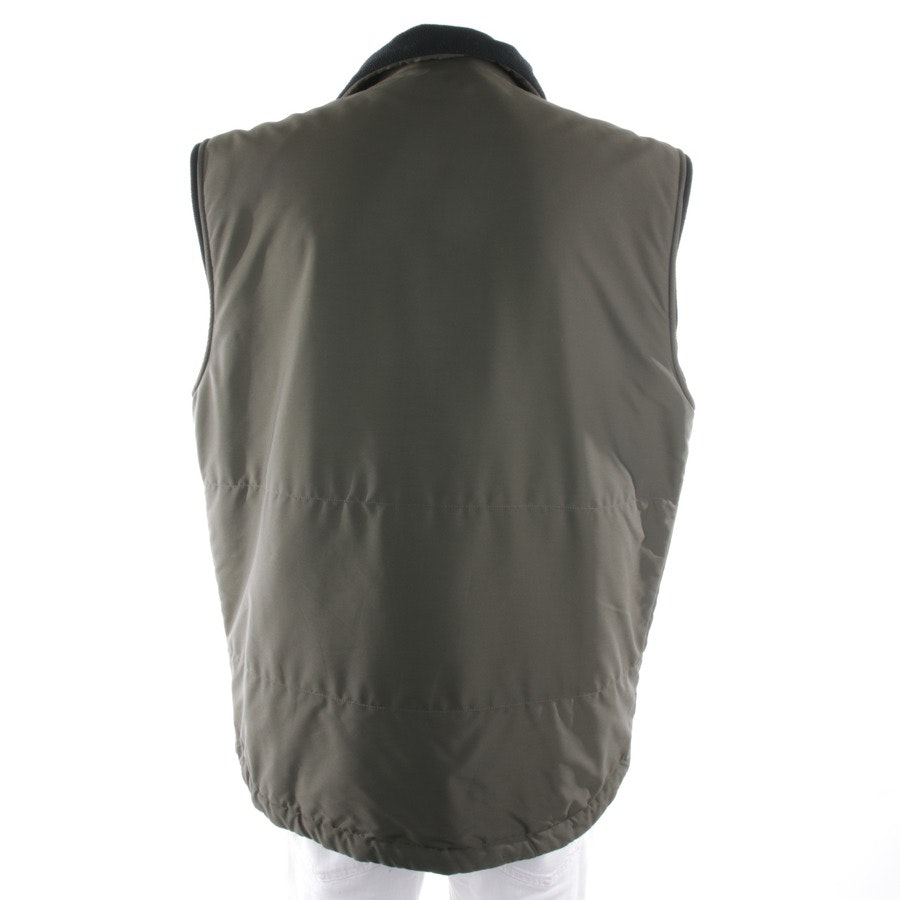 gilet from Bogner in khaki and black size 52