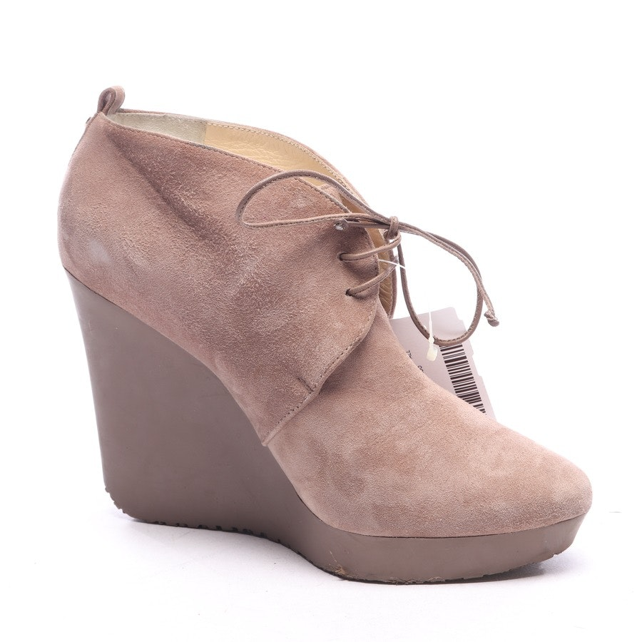 ankle boots from Jimmy Choo in beige size EUR 38