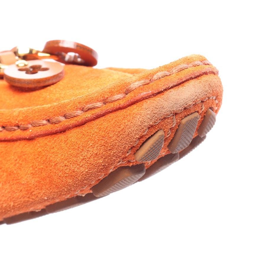 Mokassins von Louis Vuitton in Orange Gr. EUR 36,5