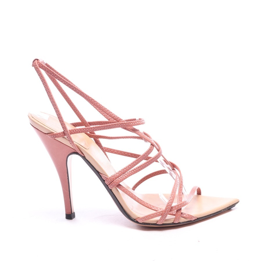 heeled sandals from Gucci in rosewood size EUR 36