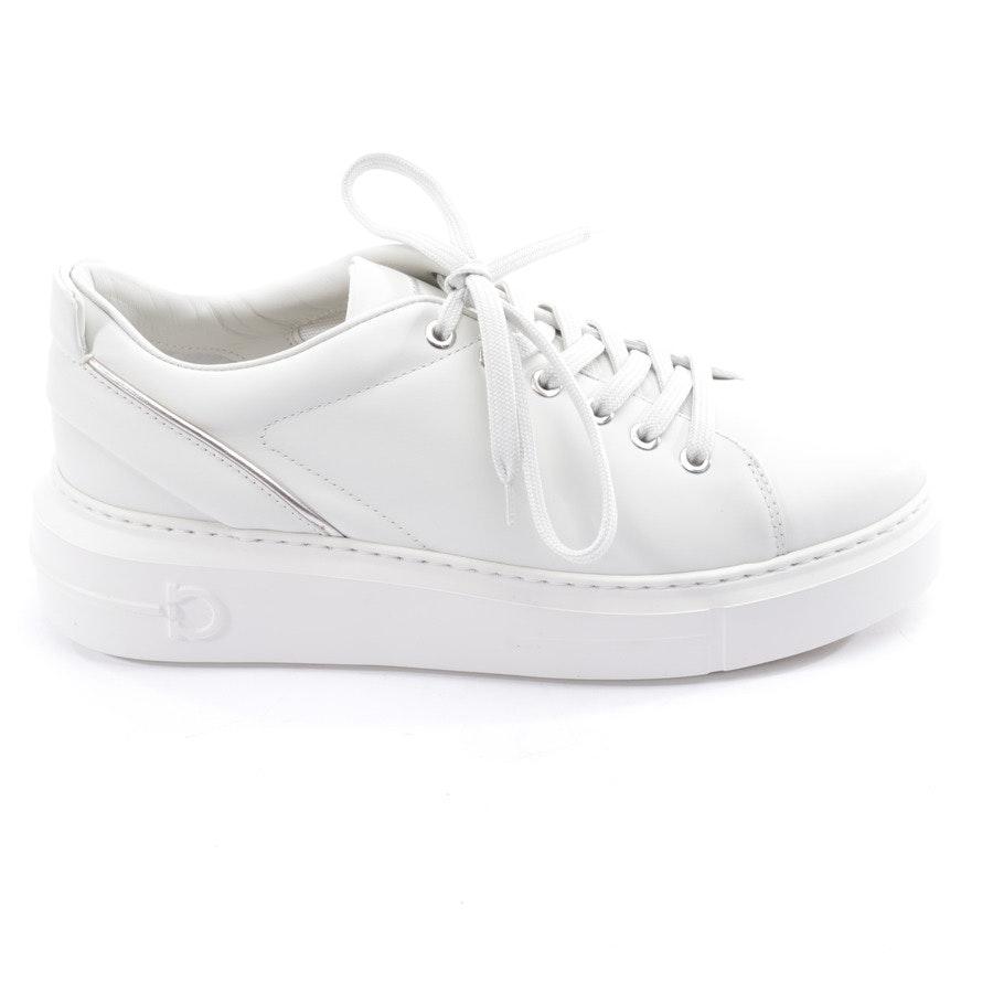 Sneaker von Salvatore Ferragamo in Weiß Gr. EUR 40 US 9,5 - Neu